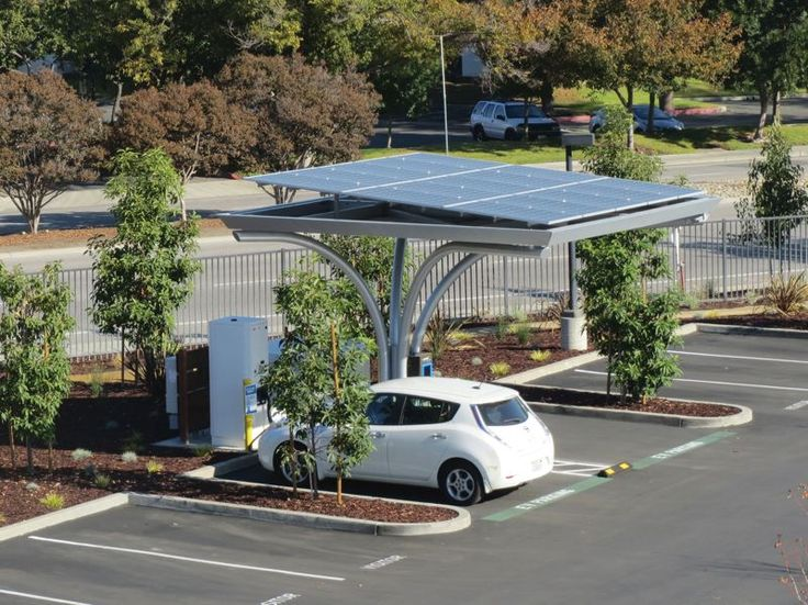 EV Charging PV