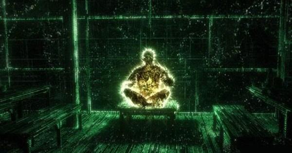 Golden Matrix Code 2